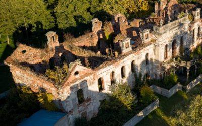 Pałac w Goszczu