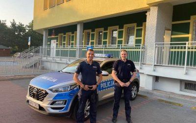 Policja Lubin